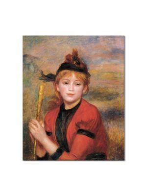 Tablou Arta Clasica Pictor Pierre-Auguste Renoir The Excursionist 1895 80 x 90 cm