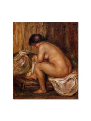 Tablou Arta Clasica Pictor Pierre-Auguste Renoir After bathing 1899 80 x 90 cm
