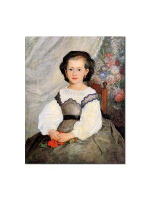 Tablou Arta Clasica Pictor Pierre-Auguste Renoir Romaine Lascaux 1864 80 x 100 cm