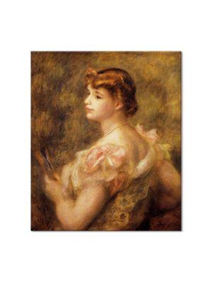 Tablou Arta Clasica Pictor Pierre-Auguste Renoir Madame Charles Fray 1901 80 x 90 cm