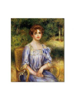 Tablou Arta Clasica Pictor Pierre-Auguste Renoir Suzanne Adler 1901 80 x 90 cm
