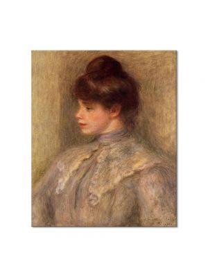 Tablou Arta Clasica Pictor Pierre-Auguste Renoir Madame Louis Valtat nee Suzanne Noel 1903 80 x 90 cm