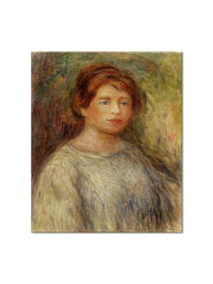 Tablou Arta Clasica Pictor Pierre-Auguste Renoir Portrait of a woman 1911 80 x 90 cm
