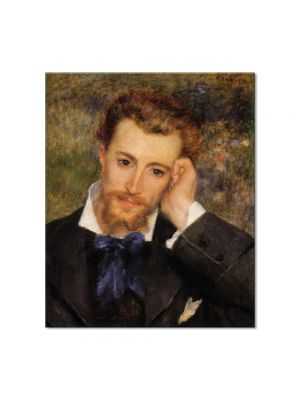 Tablou Arta Clasica Pictor Pierre-Auguste Renoir Eugene Murer 1877 80 x 90 cm