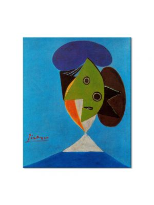 Tablou Arta Clasica Pictor Pablo Picasso Bust of a woman 1935 80 x 90 cm