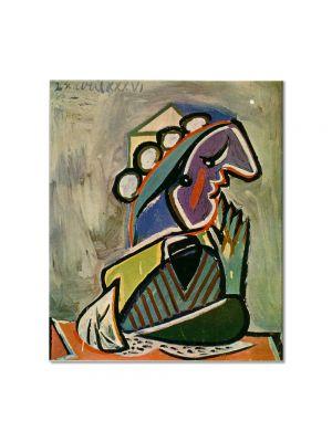 Tablou Arta Clasica Pictor Pablo Picasso Untitled 1937 80 x 90 cm