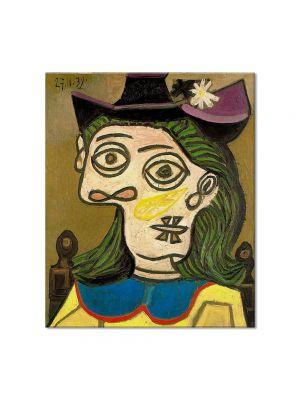 Tablou Arta Clasica Pictor Pablo Picasso Dora Maar 1939 80 x 90 cm