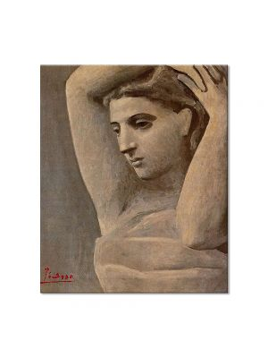Tablou Arta Clasica Pictor Pablo Picasso Bust of a woman, arms raised 1922 80 x 90 cm