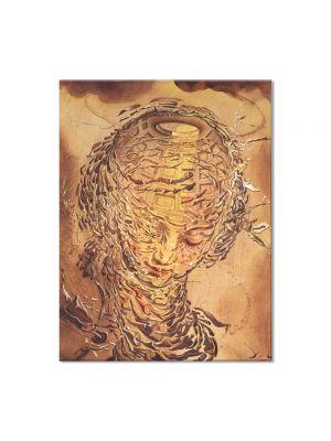 Tablou Arta Clasica Pictor Salvador Dali Raphaelesque Head Exploding 1951 80 x 100 cm