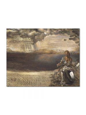Tablou Arta Clasica Pictor Salvador Dali St. Helena of Port Lligat 1956 80 x 100 cm
