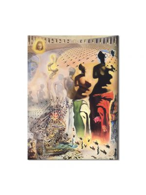 Tablou Arta Clasica Pictor Salvador Dali The Hallucinogenic Toreador 1970 80 x 100 cm