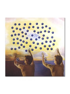 Tablou Arta Clasica Pictor Salvador Dali The Harmony of the Spheres 1978 80 x  80 cm