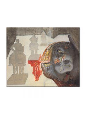Tablou Arta Clasica Pictor Salvador Dali Ole 1982 80 x 100 cm