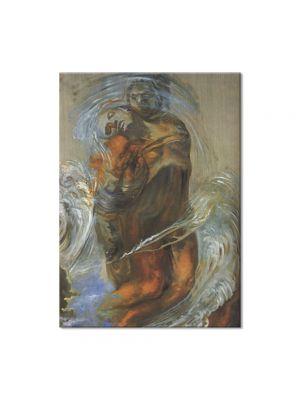 Tablou Arta Clasica Pictor Salvador Dali Pieta 1982 80 x 100 cm