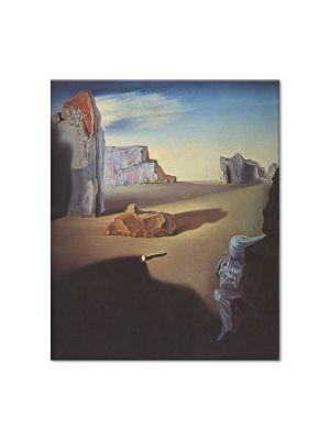 Tablou Arta Clasica Pictor Salvador Dali Shades of Night Descending 1931 80 x 90 cm