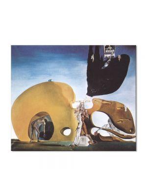 Tablou Arta Clasica Pictor Salvador Dali The Birth of Liquid Desires 1932 80 x 100 cm