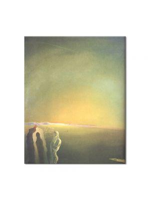 Tablou Arta Clasica Pictor Salvador Dali Ambivalent Image 1933 80 x 100 cm
