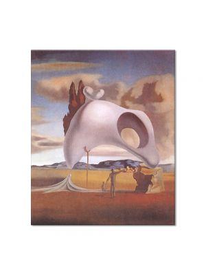 Tablou Arta Clasica Pictor Salvador Dali Atavistic Vestiges After the Rain 1934 80 x 90 cm