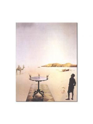 Tablou Arta Clasica Pictor Salvador Dali Sun Table 1936 80 x 100 cm