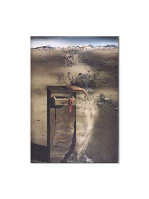 Tablou Arta Clasica Pictor Salvador Dali Spain 1938 80 x 100 cm