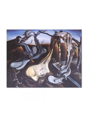 Tablou Arta Clasica Pictor Salvador Dali Spider Of The Evening 1940 80 x 100 cm