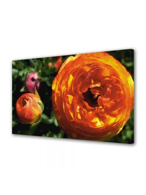Tablou Canvas Luminos in intuneric VarioView LED Flori Flori speciale
