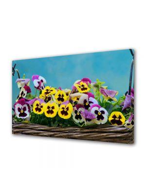 Tablou Canvas Flori Flori in cos