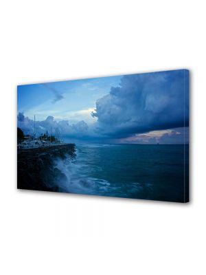 Tablou Canvas Halloween Furtuna pe mare