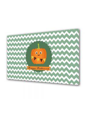 Tablou Canvas Halloween Ilustratie dovleac de Halloween