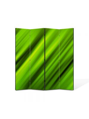 Paravan de Camera ArtDeco din 4 Panouri Abstract Decorativ In viteza 140 x 150 cm