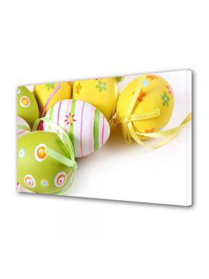 Tablou Canvas Sarbatori Paste Dungi pe ouale de Paste
