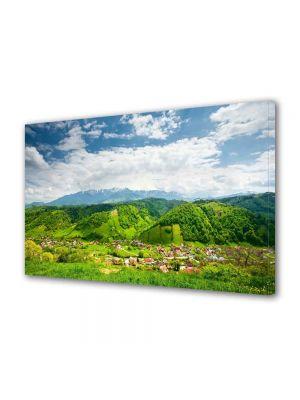 Tablou Canvas Peisaj Peste dealuri