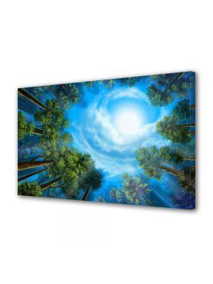Tablou Canvas Peisaj Triunghiul bermudelor
