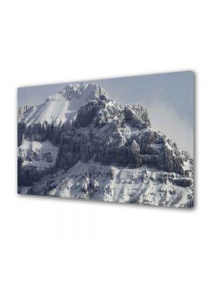 Tablou Canvas Peisaj Creste de munti