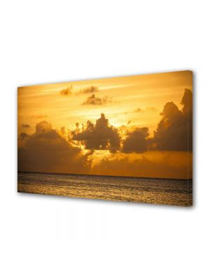 Tablou Canvas Peisaj Soare dupa nori