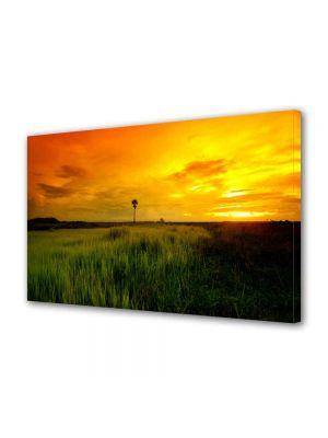 Tablou Canvas Peisaj Apus superb