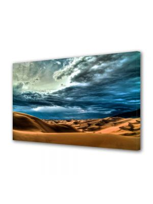 Tablou Canvas Peisaj Cer peste desert