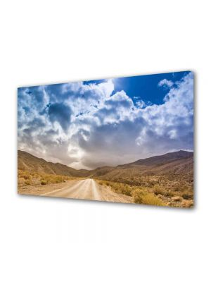 Tablou Canvas Peisaj Drum prin desert