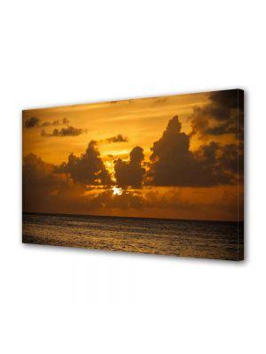 Tablou Canvas Peisaj La apus