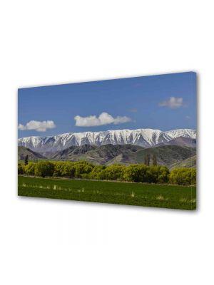 Tablou Canvas Peisaj Creasta muntilor