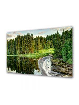 Tablou Canvas Peisaj Cascada mare
