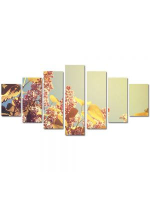 Set Tablouri Multicanvas 7 Piese Peisaj Lilieci
