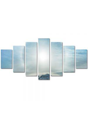 Set Tablouri Multicanvas 7 Piese Peisaj Lumina