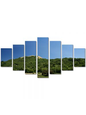 Set Tablouri Multicanvas 7 Piese Peisaj Podis