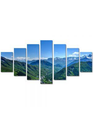 Set Tablouri Multicanvas 7 Piese Peisaj Venezuela