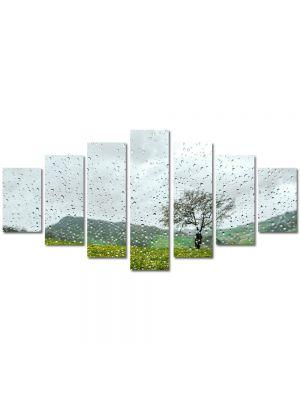 Set Tablouri Multicanvas 7 Piese Peisaj Plouat