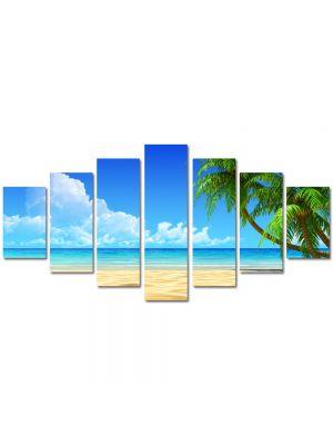Set Tablouri Multicanvas 7 Piese Peisaj Infinit