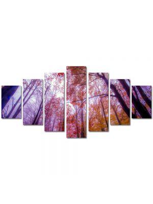 Set Tablouri Multicanvas 7 Piese Peisaj Maretie