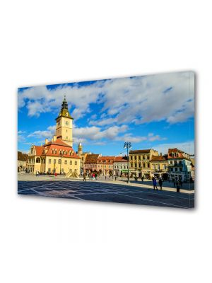 Tablou VarioView MoonLight Fosforescent Luminos in Urban Orase Centrul Clujului