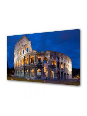 Tablou VarioView MoonLight Fosforescent Luminos in Urban Orase Colosseum Roma